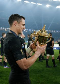 New Zealand v Australia:  Rugby World Cup 2015 final – in pictures