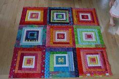 Jolly Rancher quilt