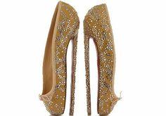 Christian Louboutin Pointe Shoe Stilettos