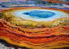 Hot Yellowstone#1