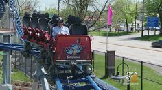This year, Sky Rocket riders at Kennywood will be offered a chance to ride while wearing virtual reality goggles.