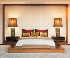 7 Beautiful and Really Bad Feng Shui Celebrity Bedrooms: Jennifer Aniston's Bedroom