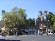 Ρόδος (Rhodos,Rhodes,Rodos) Street View, Rhodes