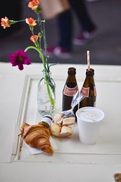 Fräulein Anker: Frühstücken auf dem Marktzeit Opening