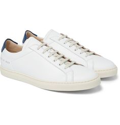 Common Projects - Achilles Leather Low Top Sneakers  MR PORTER