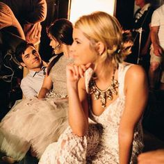 « Behind the scenes. PLL Christmas »