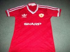 official photos 7cdb8 381c4 48 Best Manchester United Shirts- Classic Football Shirts ...