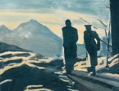 Luc Tuymans  The Walk 1993  http://www.tate.org.uk/tateetc/issue20/sublimemorley.htm