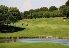Golf Provence Country Club - 18 holes -  84800 Saumane de Vaucluse, 1141 route de Fontaine de Vaucluse