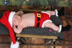 Santa Hat Diaper cover & boots ,Santa Set newborn photo prop Baby first Christmas outfit,,Christmas Hat. Baby's First Christmas Outfit, Babies First Christmas, Christmas Baby, Christmas Pics, Newborn Christmas Photos, Christmas Photo Props, Newborn Crochet, Crochet Baby, Hat Crochet