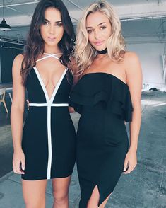 Left or right? The perfect LBD's have landed  left $74.95 right $59.95