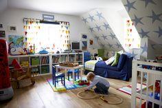 Maak een plek waar kinderen en ouders samen leuke dingen kunnen doen