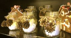 Mason jar DIY decorations