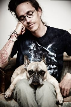 DITLO » Brandon Boyd.  I love everything about this photo.