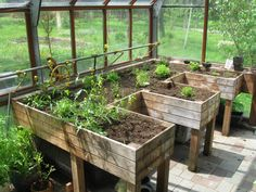 to Earn a Full Time Income While Living Off Grid Greenhouse at Off Grid HomesteadGreenhouse at Off Grid Homestead Home Greenhouse, Small Greenhouse, Greenhouse Ideas, Greenhouse Wedding, Pallet Greenhouse, Homemade Greenhouse, Portable Greenhouse, Off Grid Homestead, Homestead Living
