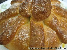 Day of the Dead Bread Recipe: How to Make Pan de Muerto (Bread of the Dead)