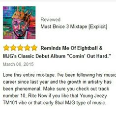 Must BNice 3 Mixtape http://youtu.be/-8-bL67Sy3k