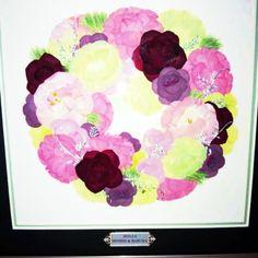 wreath arrangement♡