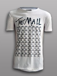 The Mall - #πλAy #play #shirts #tshirts #printed #tees #mall #the #wall #pink #floyd #men #clothing #rock #shopping #therapy #capitalism #free #corporate #spending #money