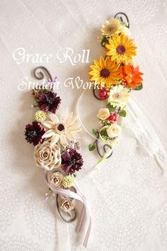 お久しぶりでした♪|Grace Roll ~ペーパークイリング~                              …