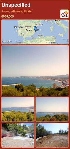 Unspecified in Javea, Alicante, Spain ►€950,000 #PropertyForSaleInSpain