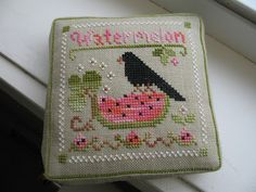 Garden of Stitches: January 2008