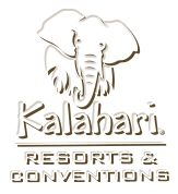 Kalahari Waterpark- largest indoor waterpark in Wisconsin Dells- for those times in the winter when we want to go to a waterpark.