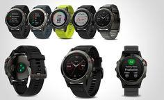 GARMIN announces Fenix 5 - Fifth Generation of Multisports Watches - https://gadgetswizard.com/garmin-fenix-5.html