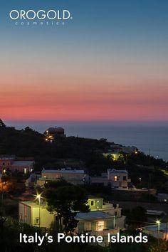 Italy's Pontine Islands