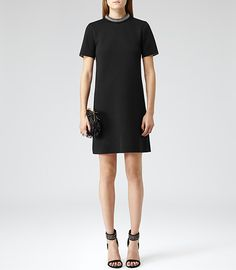 This Reiss dress is timeless perfection and a STEAL at $240!