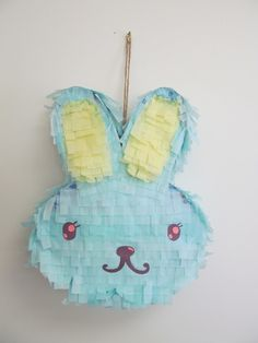 Lovely Beasts: DIY Birthday Piñata