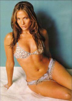 Jennifer Lopez in lingerie (Jennifer Lynn Lopez).