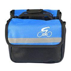 Accmart Bike Cycling Top Tube Bag Nylon Extra Large  #Accmart #Bike #Cycling #Extra #Large #Nylon #Tube CyclingDuds.com