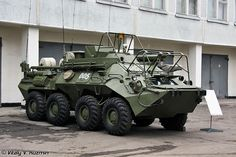 The was in effect the last Soviet designed APC from the long line stretching to the early it is still in service with the Russian Armed Forces today. Army Vehicles, Armored Vehicles, Military Drawings, Armored Fighting Vehicle, Heavy Machinery, Army & Navy, Military Equipment, Panzer, War Machine
