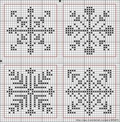 Knitting Charts Snowflake Cross Stitch 56 Ideas, You can cause very unique styles for textiles with cross stitch. Cross stitch designs will almost amaze you. Cross stitch beginners may make the designs they need without difficulty. Cross Stitch Bookmarks, Cross Stitch Charts, Cross Stitch Designs, Knitting Charts, Knitting Stitches, Easy Knitting, Knitting Ideas, Knitting Patterns, Pixel Art Noel