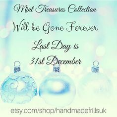 The Last Day of the Mint Treasures Collection is 31st December 2016. Hurry to buy NOW