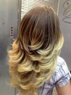 layers: gorgeous..gives the full look to the hair