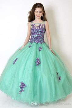 caa3b9c36 32 Best Girls  Pageant Dresses images