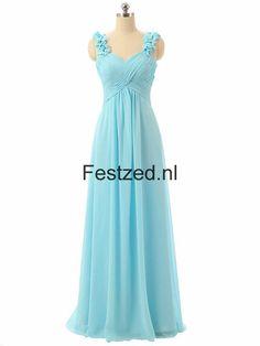 58037d8571d0b6 8 beste afbeeldingen van Chiffon Galajurken - Elegant dresses ...