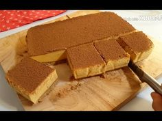 Cold desserts, no oven, no eggs👌, and the taste is great French Chamois 😋 Flan, Sweets Recipes, Cooking Recipes, Biscuits, Middle Eastern Dishes, Cold Desserts, Arabic Food, Dessert Bars, Food Videos
