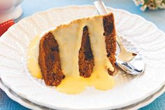 Celebrate the festive season with this decadent steamed fig & ginger pudding.