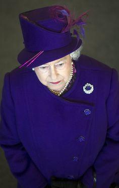 Queen Elizabeth, December 9, 2010