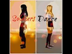 The Sims 4: Machinima: Soldiers Dance: - YouTube