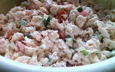 Bahamian Lobster Salad