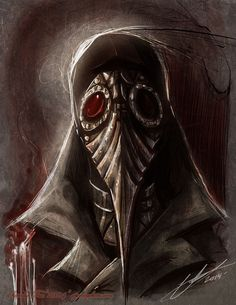 Ra Plague doctor