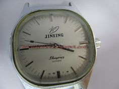 The first China made quartz watch - JinXing (Prototype) Gull, Quartz Watch, Omega Watch, Sea, Watches, Clocks, Ocean, Clock