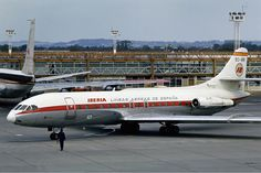 Iberia Caravelle Fitzgerald - Iberia (airline) - Wikipedia, the free encyclopedia
