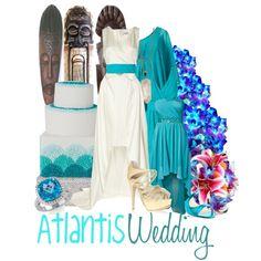 Atlantis Wedding - Polyvore