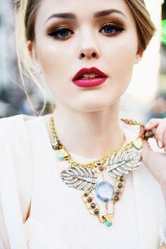 Kristina Bazan Eyeliner (how to do) #kayture #makeup