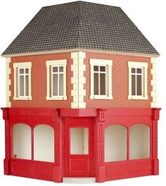 Corner Shop ~ Gorgeous 1/12th Scale Dolls House By Barbara's Mouldings!!